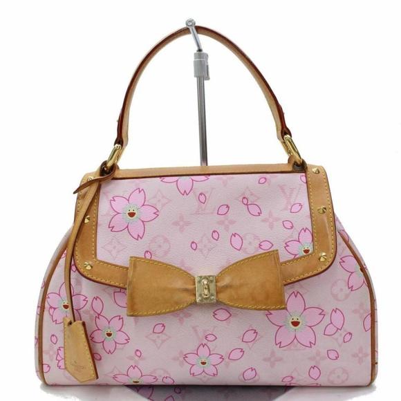 d66837118721 Louis Vuitton Handbags - Monogram Cherry Blossom Sac Retro 867220